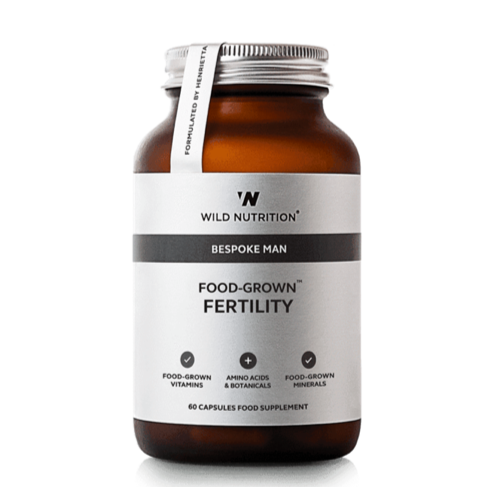 Wild Nutrition - Food-Grown Fertility (Men's)