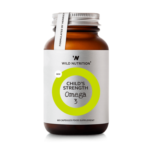 Wild Nutrition - Child's Strength Omega 3