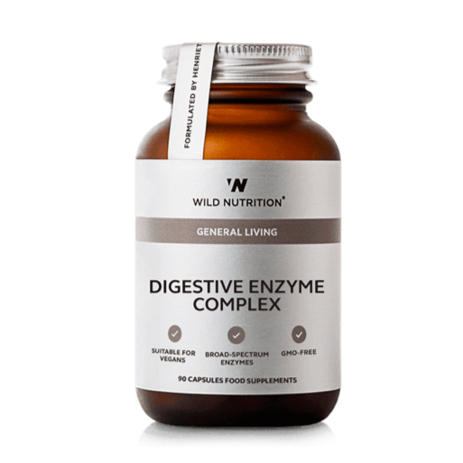 Wild Nutrition - Food-Grown® Digestive Enzyme Complex