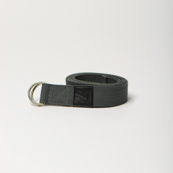 Yogi Bare Yoga Strap - Grey