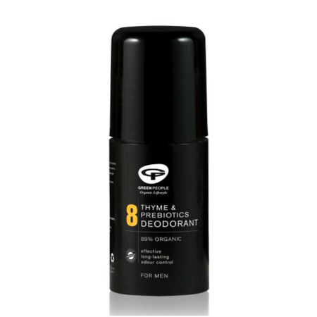 Green People for Men - No. 8 Thyme & Prebiotics Deodorant 75ml