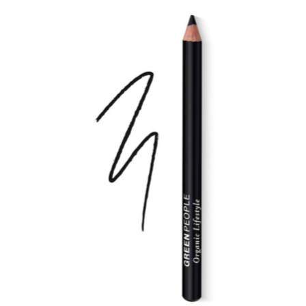 Green People - High Definition Eye Liner - Carbon Black