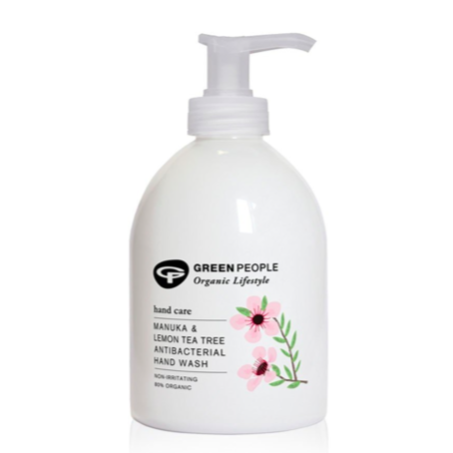 Green People Manuka & Lemon Tea Tree Antibacterial Hand Wash 300ml