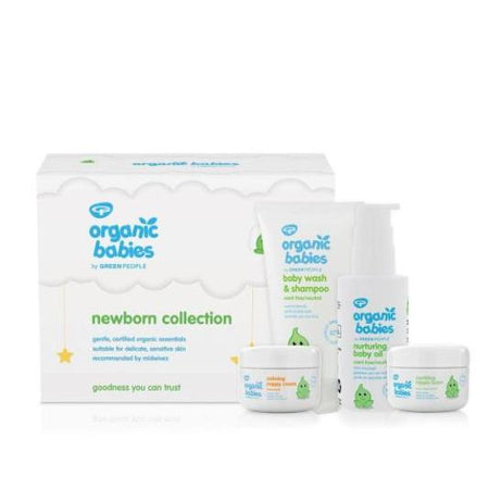 Green People - Newborn Collection
