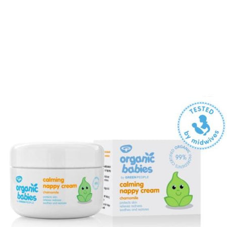 Green People - Organic Babies Calming Nappy Cream 50ml