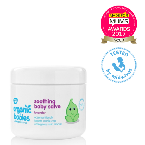 Green People - Organic Babies Soothing Baby Salve 100ml