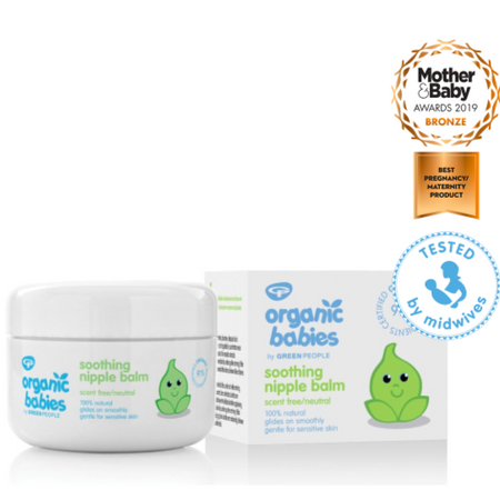 Green People - Organic Babies Soothing Nipple Balm 50ml
