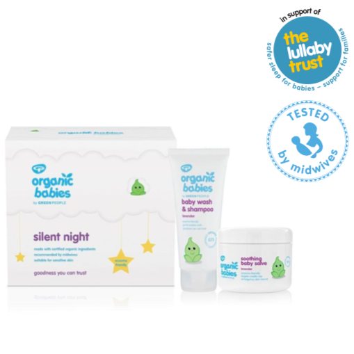 Green People - Silent Night Baby Collection 2 X 100ml