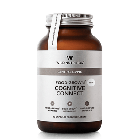 Wild Nutrition Food-Grown Cognitive Connect