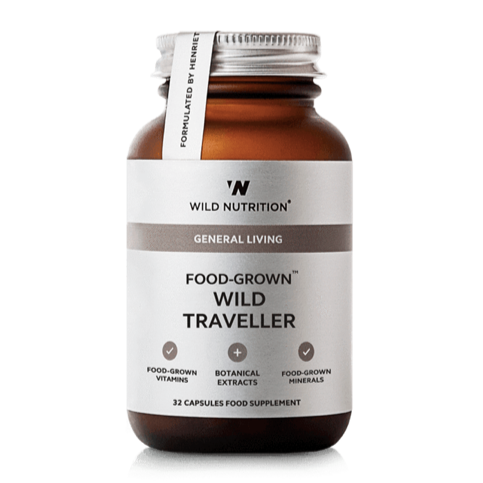 Wild Nutrition Food-Grown Wild Traveller