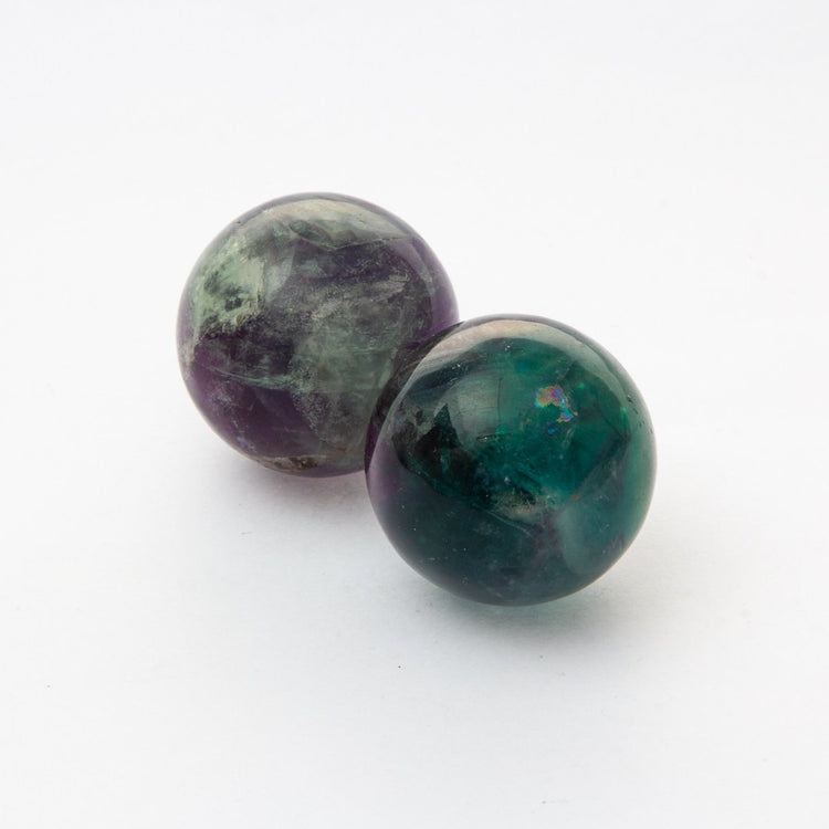 Soulstice Crystal Sphere (Small) - Fluorite