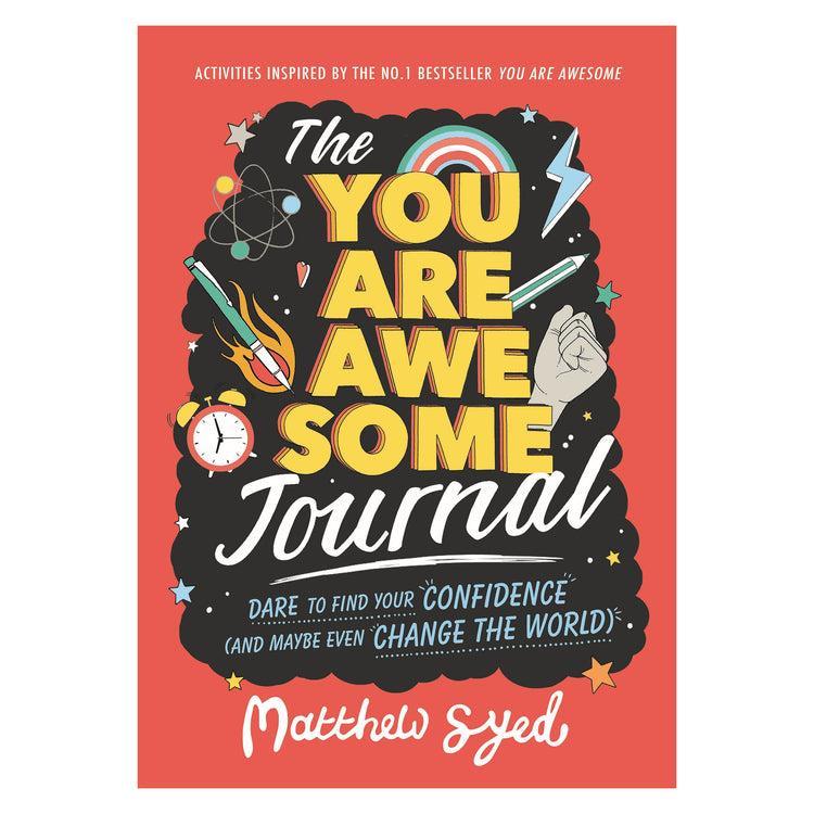 You Are Awesome Journal - Matthew Syed