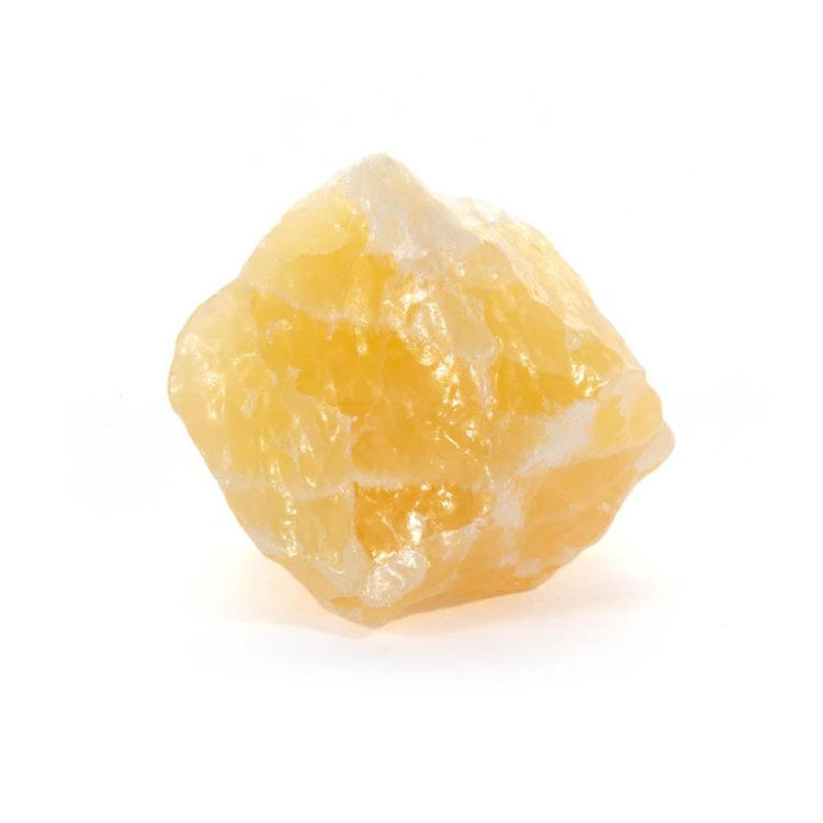 Soulstice Crystal Rough - Orange Calcite