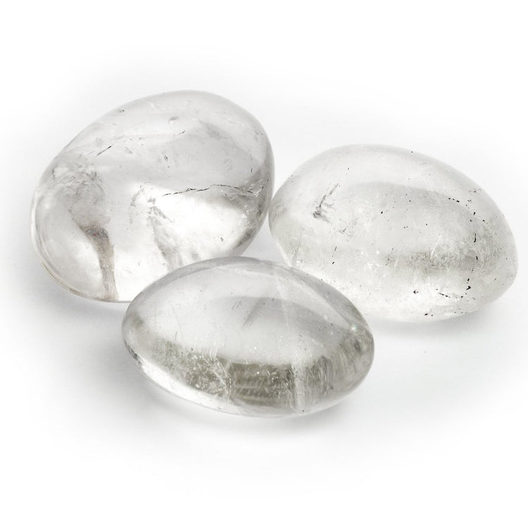 Soulstice Crystal Pebble - Quartz