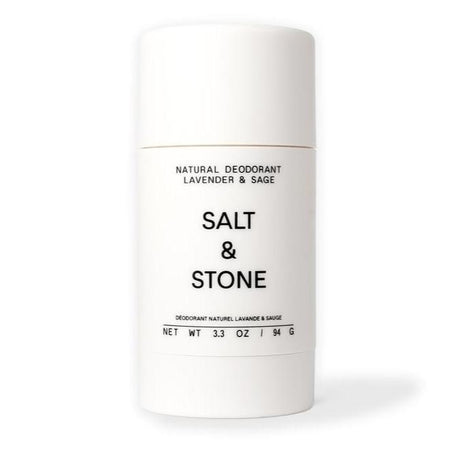 Salt and Stone - Natural Deodorant - Lavender & Sage