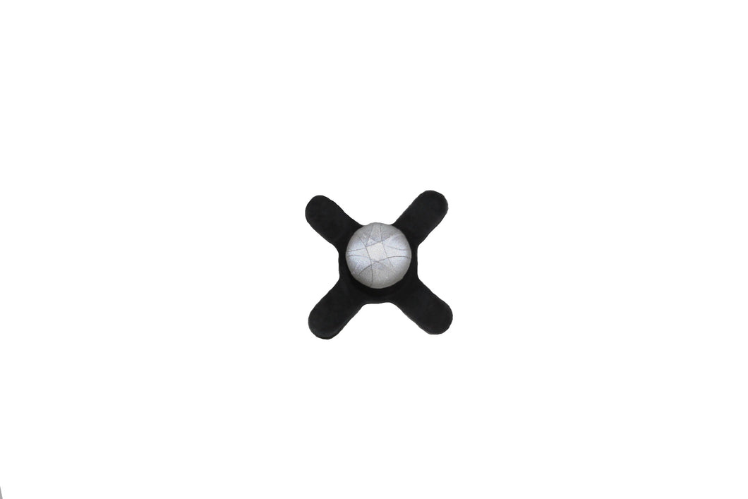 19mm Soft Integral Motion Capture Marker - X Base Without Velcro