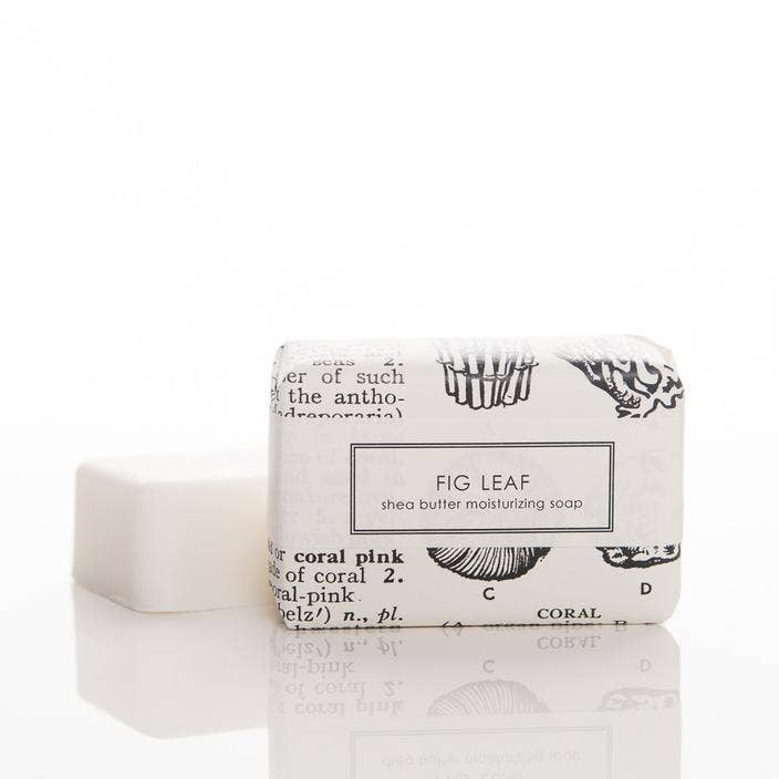 Fig Leaf Shea Butter Soap