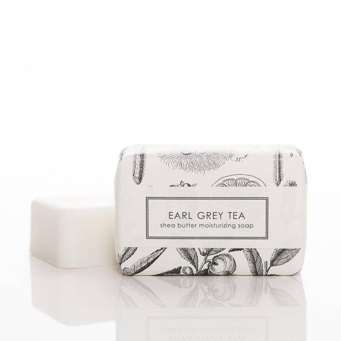 Earl Grey Tea Shea Butter Soap