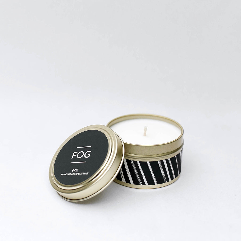 Fog Tin Candle