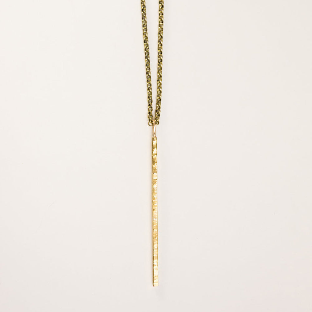 Ida Necklace - Silver Chain