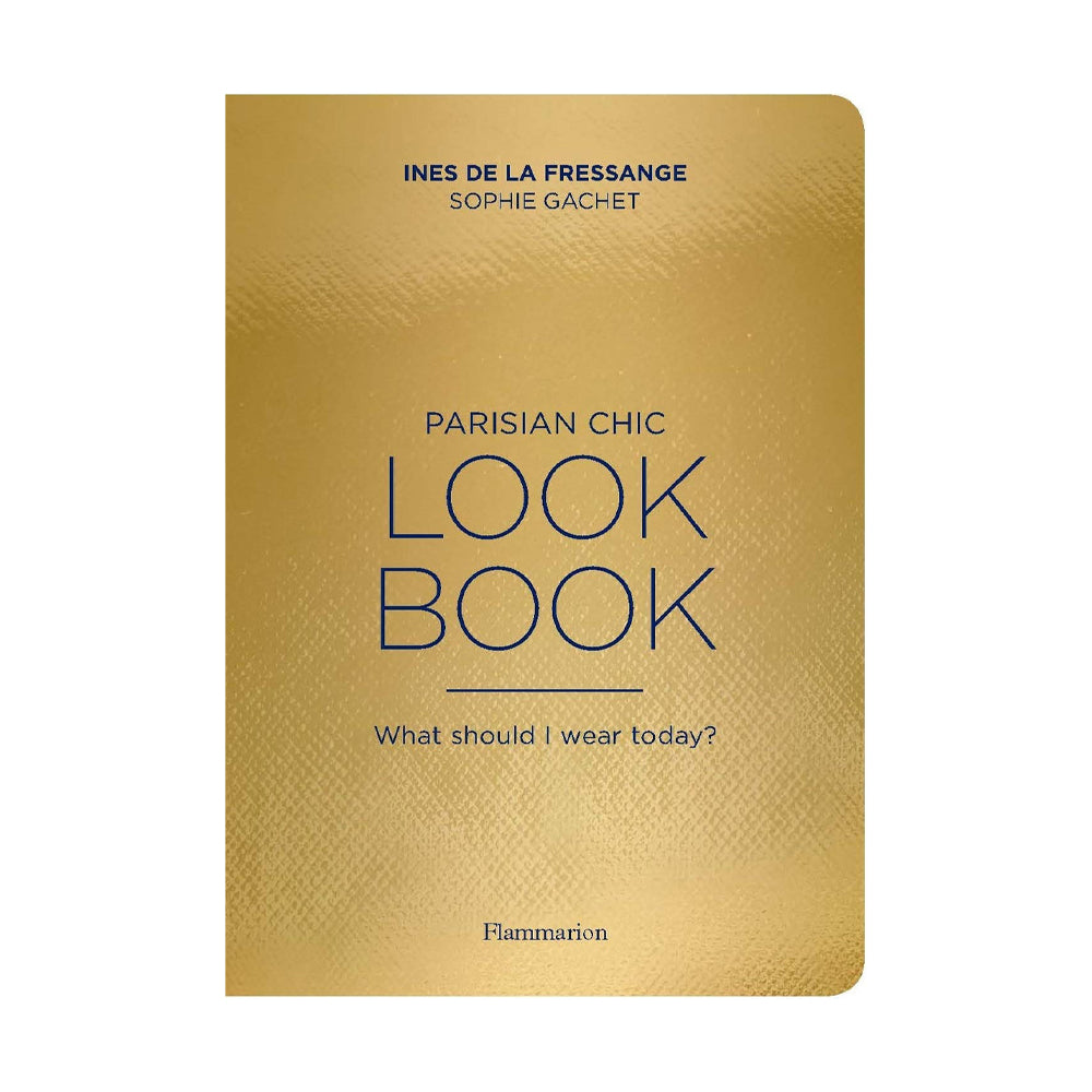 Parisian Chic Look Book (Book)