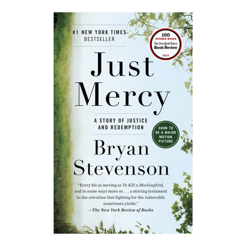 Just Mercy: A Story of Justice and Redemption (Book)