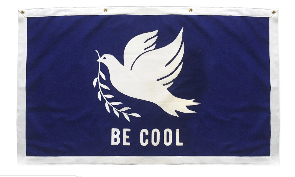 Be Cool Championship Banner