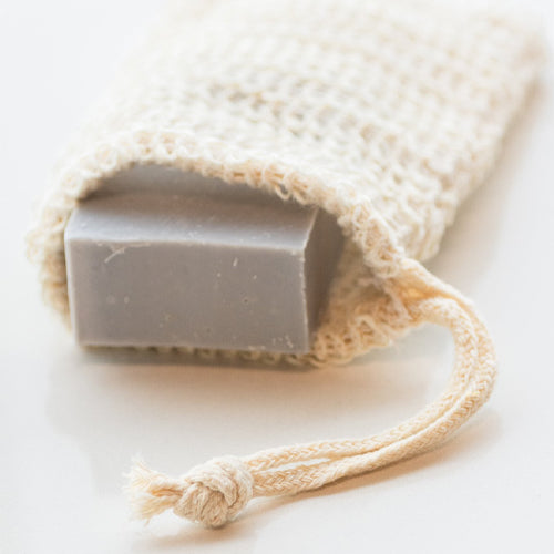 Casa Agave Woven Soap Bag - Exfoliating Scrubber