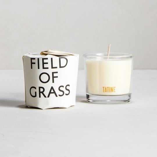 Field of Grass Tatine Candle