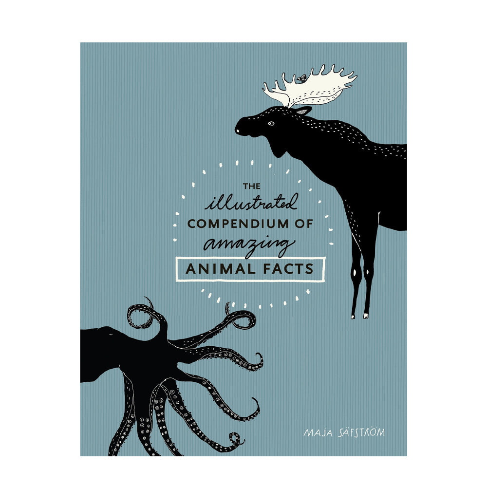 Illustrated Compendium of Animals (Book)