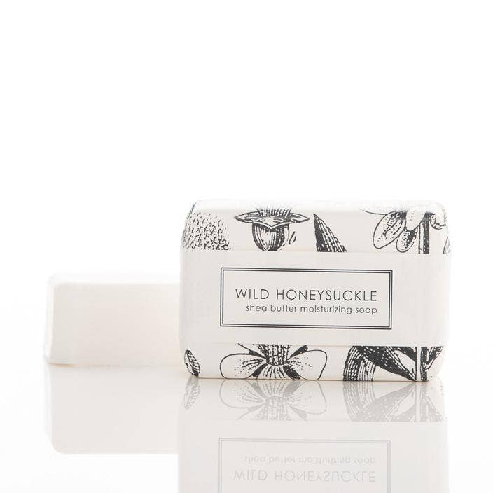 Wild Honeysuckle Shea Butter Soap