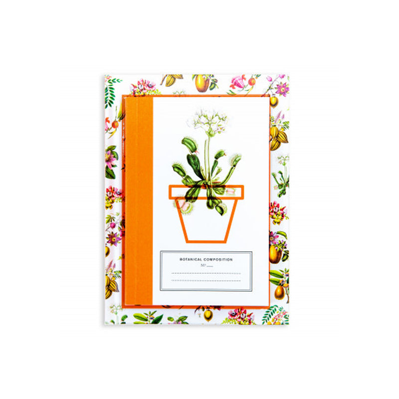 Botanical Journal Set: Exotica