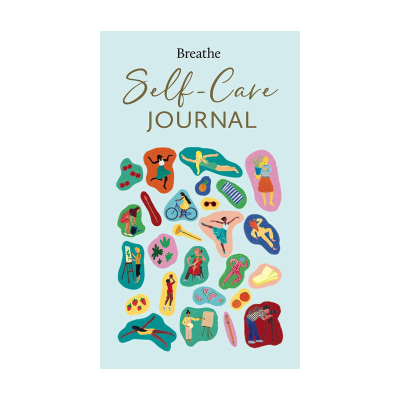 Breathe Self Care Journal