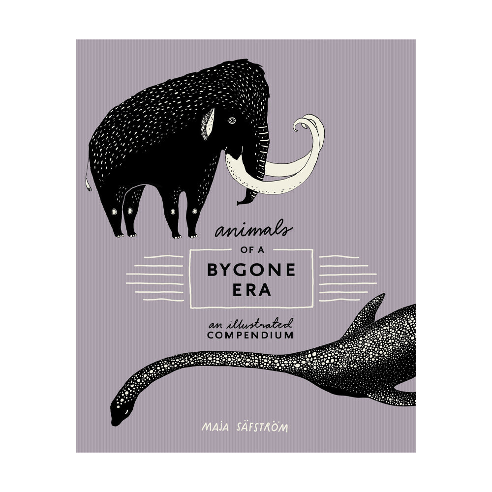 Animals of a Bygone Era (Book)