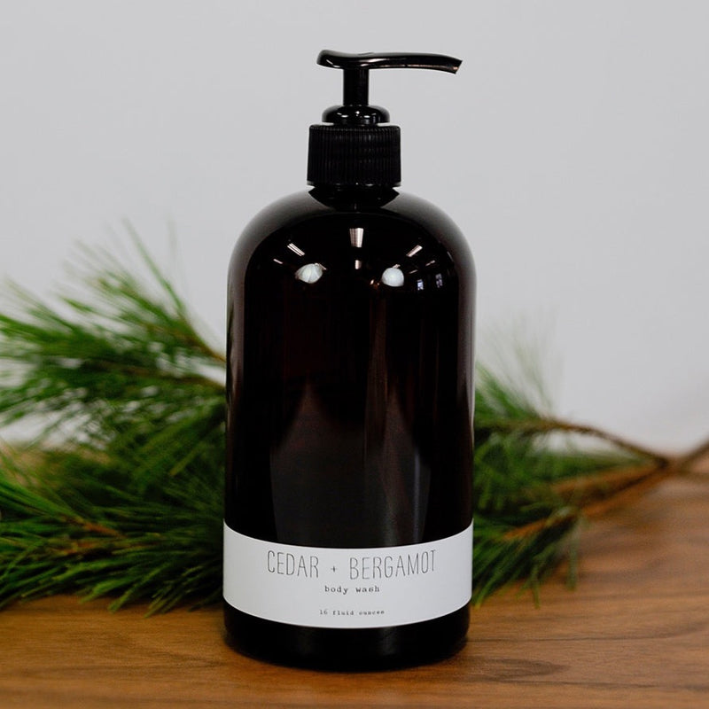 Sandalwood & Rosemary Body Wash
