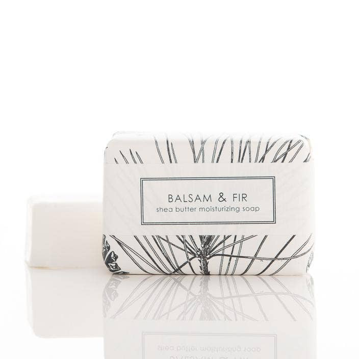 Balsam & Fir Shea Butter Soap