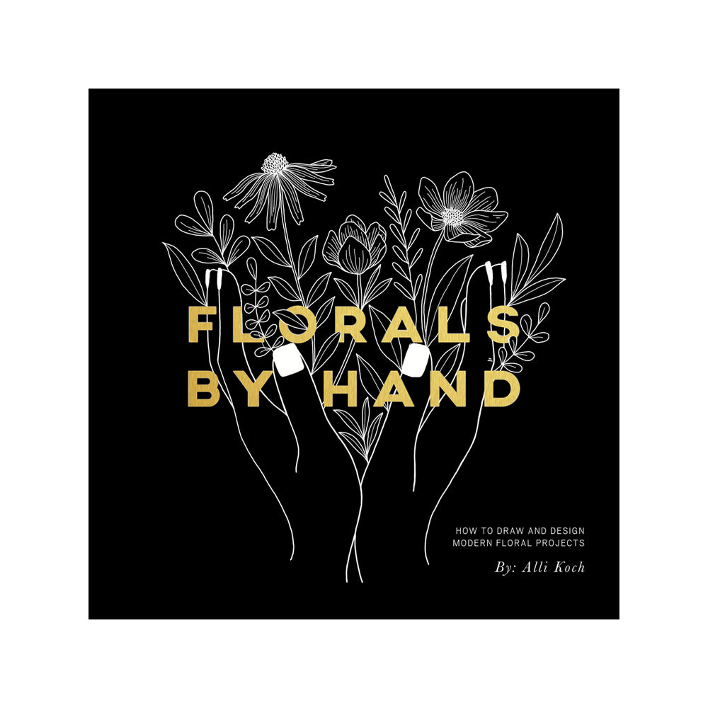 Florals By Hand (Book)
