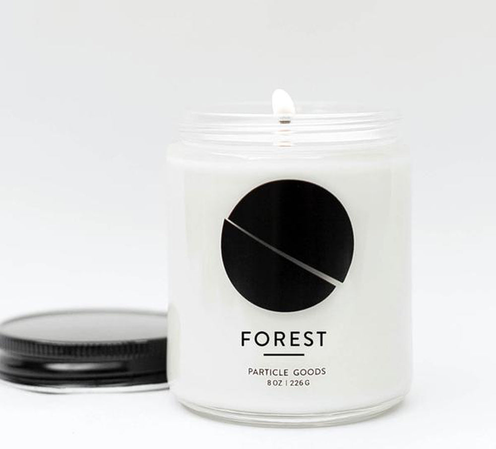 Forest Jar Candle