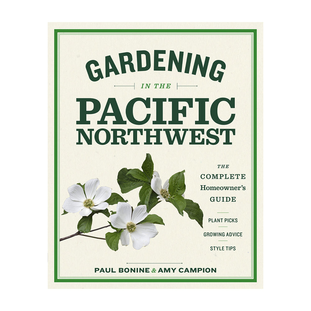 Gardening in the Pacific Northwest (Book)