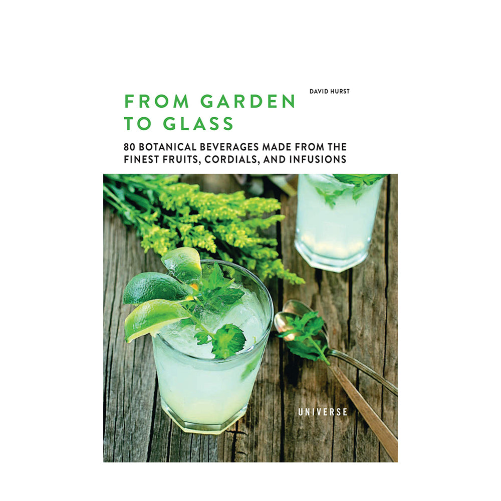 From Garden to Glass (Book)