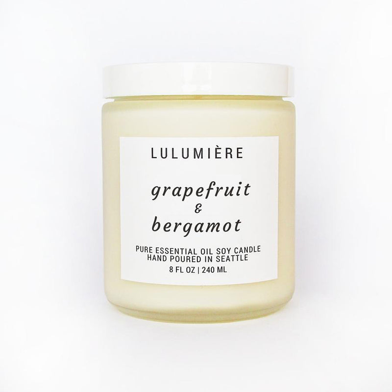 Grapefruit & Bergamot Candle