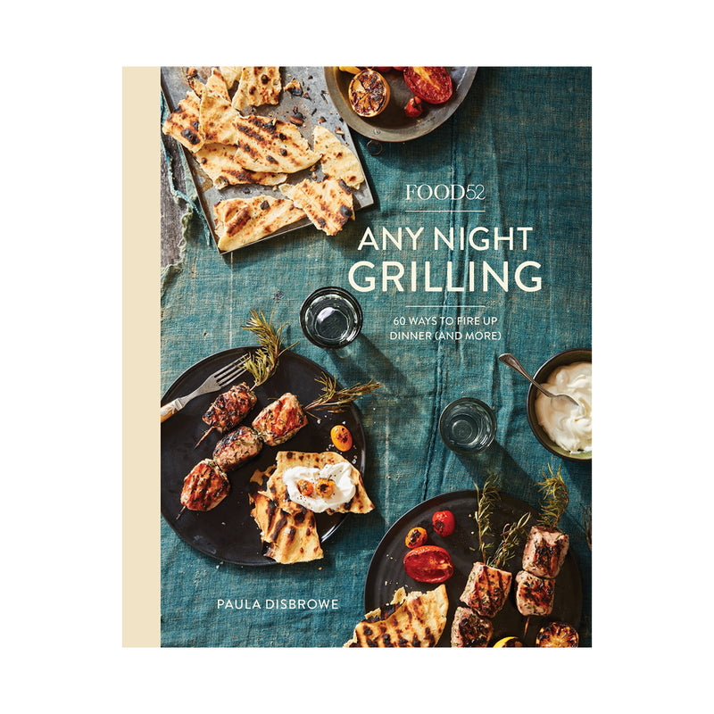 Any Night Grilling (Book)