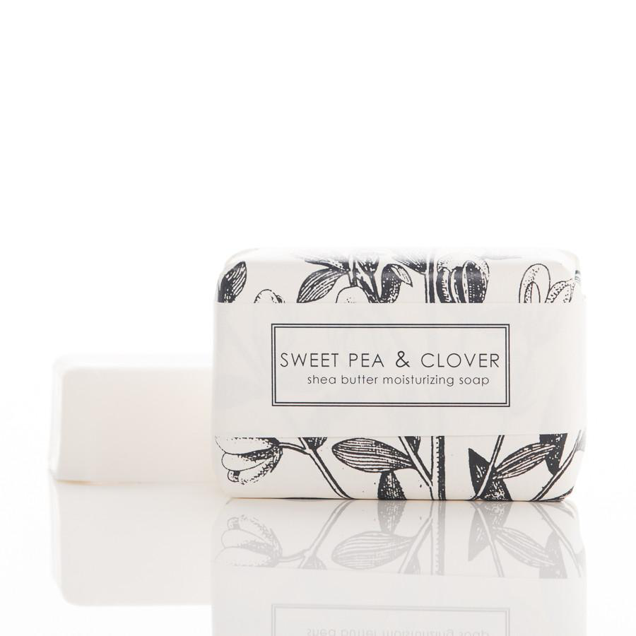 Sweet Pea Shea Butter Soap