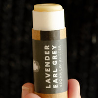 Vegan Lip Butter - Lavender Earl Grey (Lip Balm)