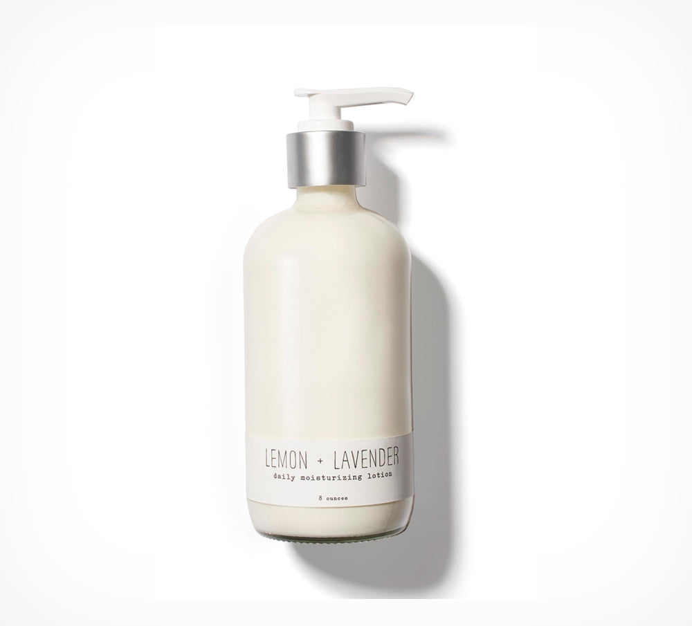 Lemon & Lavender Daily Moisturizing Lotion