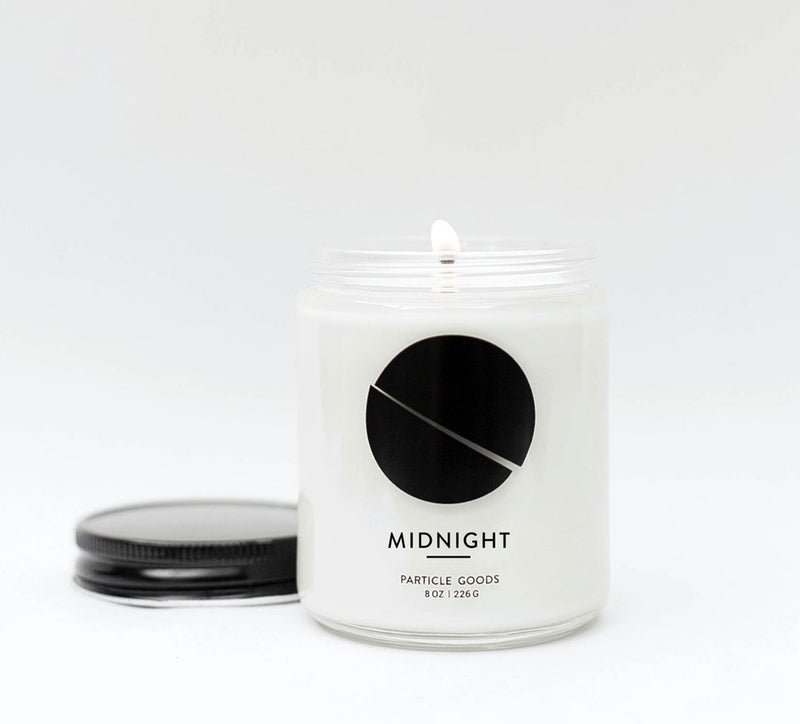 Midnight Jar Candle