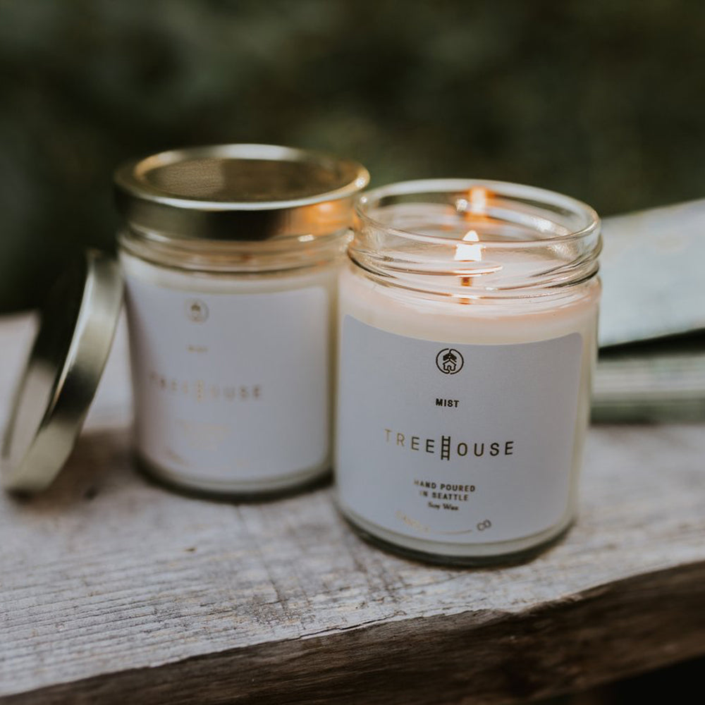 Mist Soy Candle
