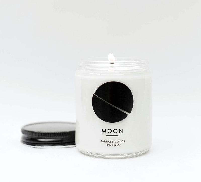 Moon Jar Candle