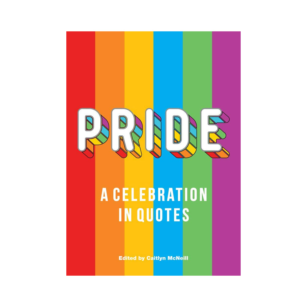 Pride: A Celebration in Quotes (Book)