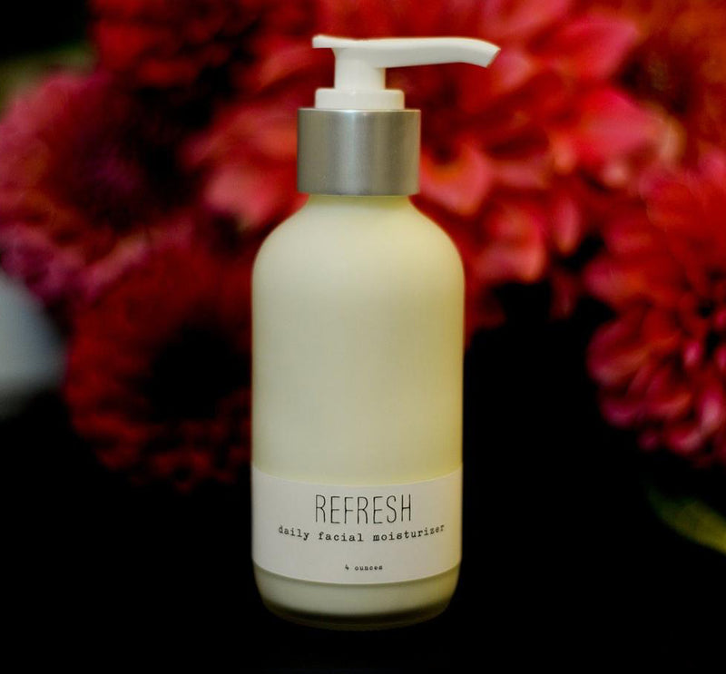"Daily Facial Moisturizer ""Refresh"", 2 oz"